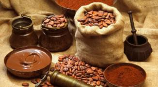 Маска для лица из какао порошка
