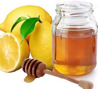 Лтбеливающая маска для лица с лимоном