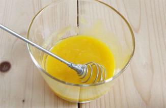 Маска из желтка для лица