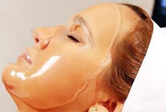 Глицериновая маска для лица