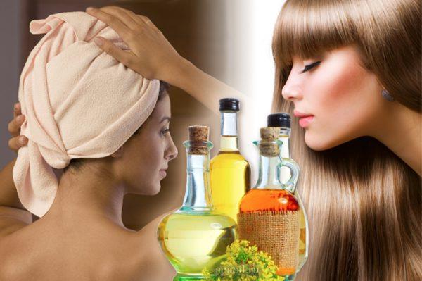 Как выбрать масло для волос.