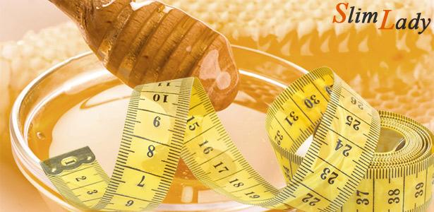 Как использовать мед для похудения