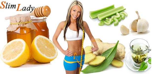 Рецепты с медом и лимоном для похудения