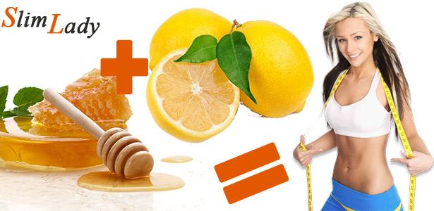 Чем хороши мед и лимон для похудения