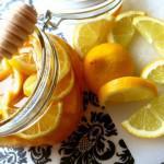 Маска для лица с медом и ломоном