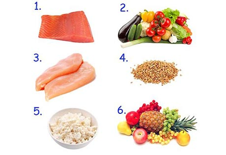 Як скинути 5 кг - меню дієти на 6 днів