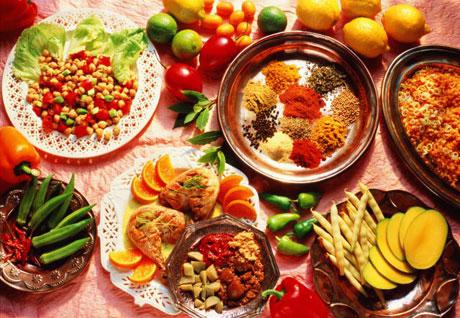 Здорове харчування на сім днів в тиждень - меню дробової дієти