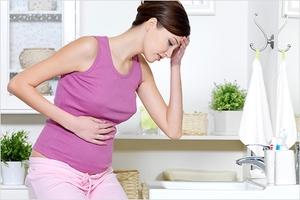Беременной плохо