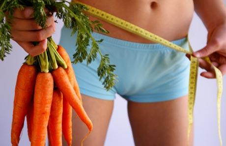 Неймовірно ефективна морквяна дієта для швидкого схуднення