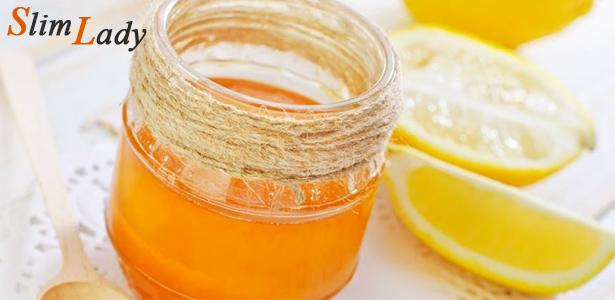 В чём польза меда с лимоном