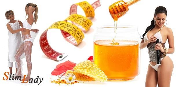 Эффективные рецепты домашних медовых обертываний