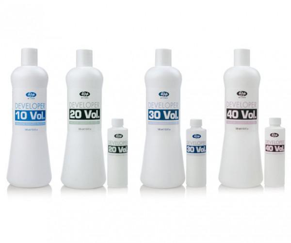 Окислители для краски для волос