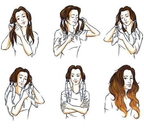 Как в домашних условиях обесцветить кончики волос 775