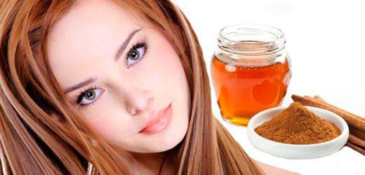 осветление волос корицей, с медом, с лимоном, отзывы, фото, видео, рецепт
