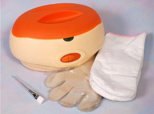 Парафиновые ванночки для рук в домашних условиях