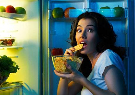 Люди с пищевой зависимостью