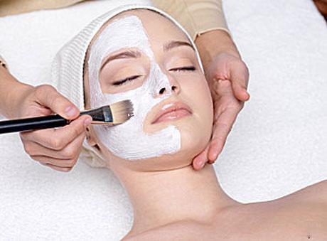 маска после массажа