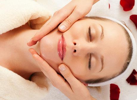 массаж у косметолога