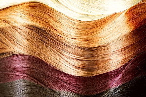 Капус краска для волос палитра