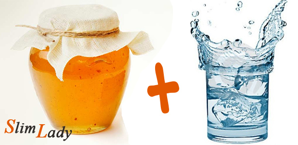 Как правильно употреблять воду с мёдом