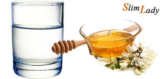 В чём польза воды с мёдом