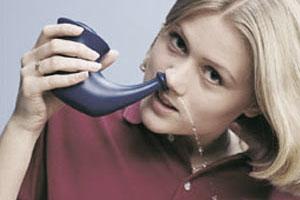 Солевой раствор для лечения насморка