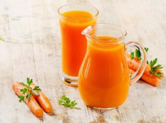 Маска из моркови для лица