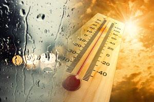 Перепады в погоде