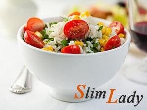 Меню рисовой диеты от Елены Малышевой