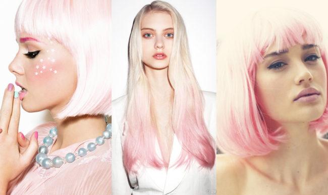 Модний колір волосся 2018
