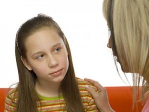 подготовить девочку к менструации