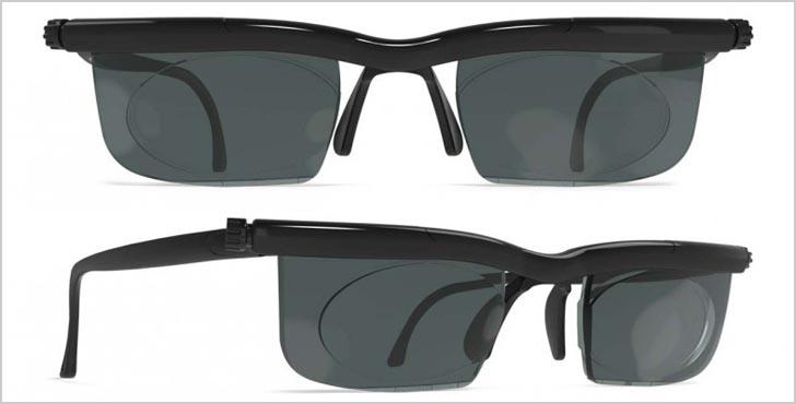 Солнцезащитные очки с регулировкой диоптрий