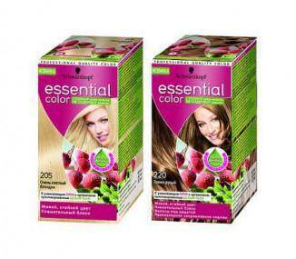 Schwarzkopf Essential Colo, одна из стойкиз красок для волос без аммиака