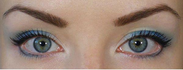 Виды стрелок для глаз