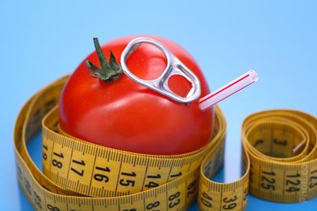 Диета с томатами
