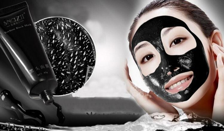 Маска від чорних крапок і прищів Black Mask. Принцип дії і спосіб застосування