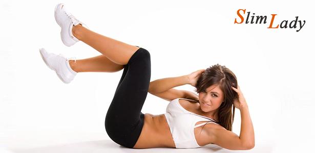 Рекомендации для похудения живота и боков