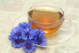 чай из васильков