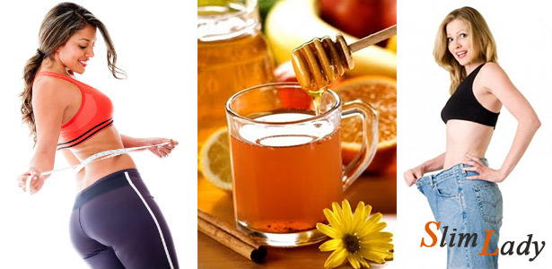 Рецепты воды с медом для похудения