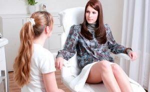 При бесплодии у женщины врач в первую очередь делает осмотр пациентки