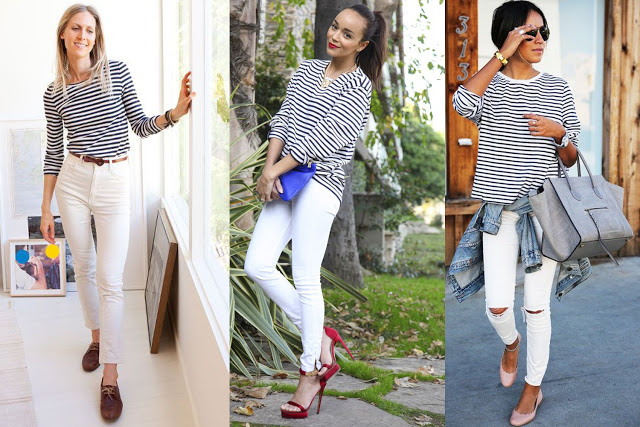 Модні жіночі джинси. З чим носити білі джинси cb5c1c6dca209